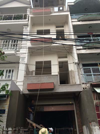Sửa nhà Anh Phát – Quận Tân Phú