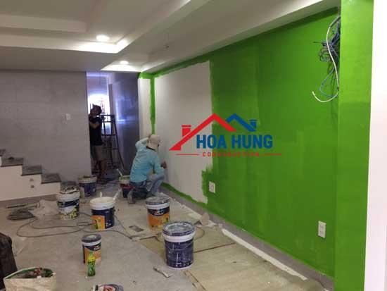 Sửa chữa văn phòng công ty Arup Việt Nam – Cao Ốc Building, Quận 1