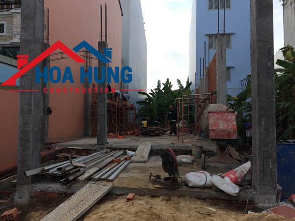 Công ty xây dựng và giải pháp xây nhà nhỏ hẹp tại TP HCM