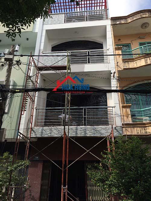Sửa nhà 3 tầng Quận Tân Bình