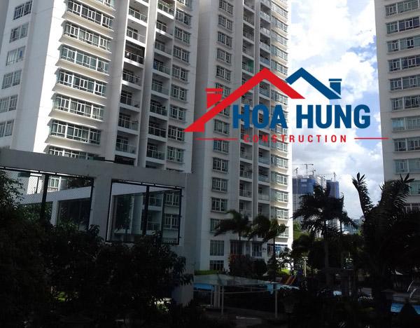Sửa chữa căn hộ chung cư Hoàng Anh Gia Lai – Thảo Điền, Q.2
