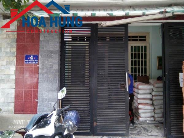 Sửa nhà nâng tầng Quận Bình Tân