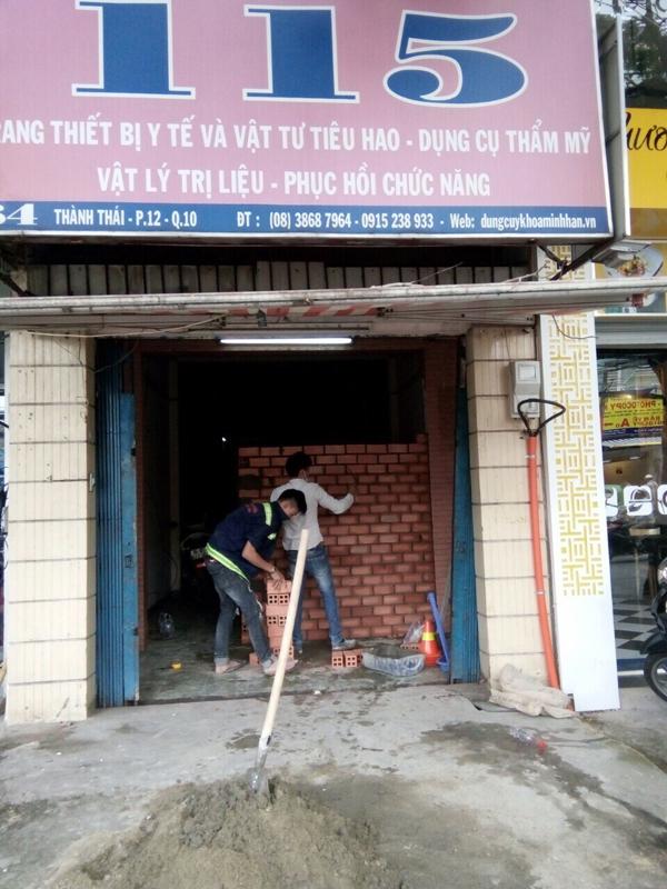 Sửa nhà Thành Thái Quận 10