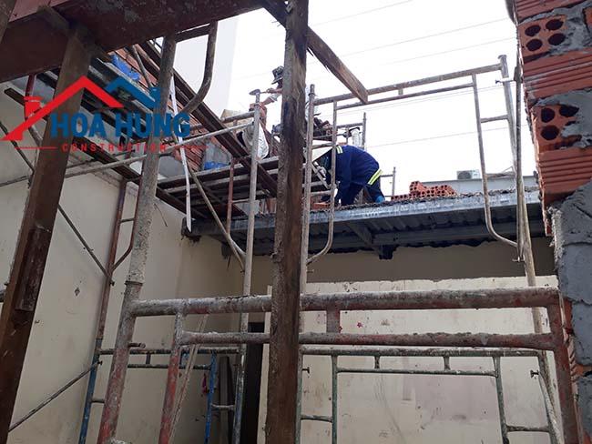 Sửa chữa nhà Quận Tân Bình