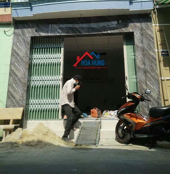 Sửa nhà có gác lửng