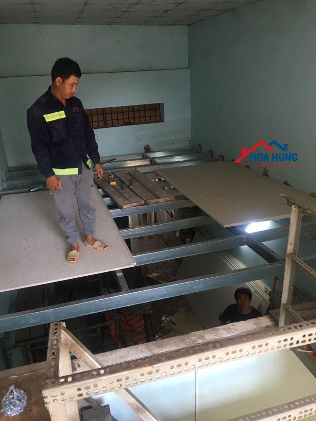 Dịch vụ sửa nhà bằng vật liệu nhẹ