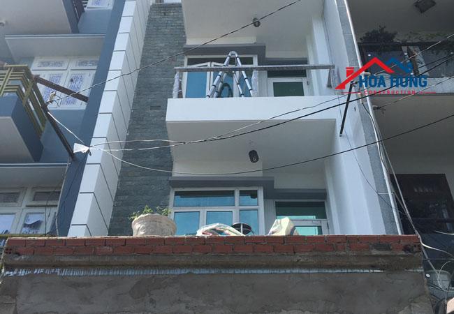 Sửa chữa nhà 4 tầng Quận Gò Vấp