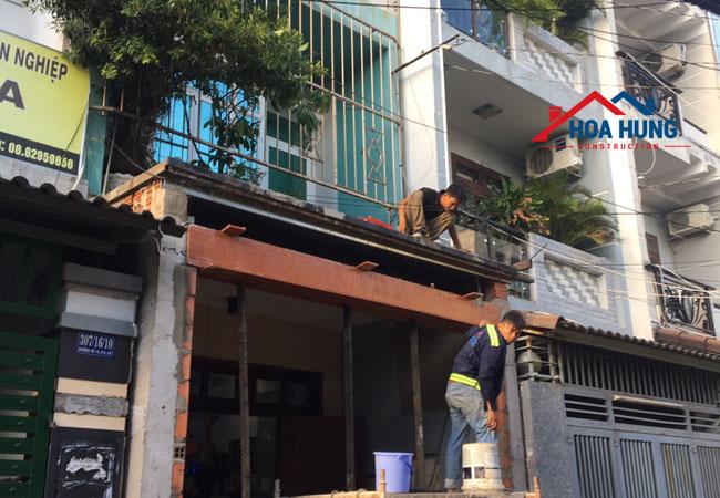 Các vấn đề lưu ý khi bạn sửa chữa nhà