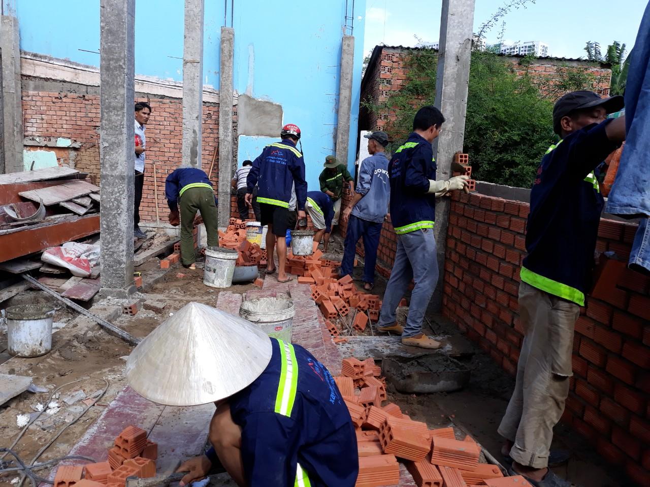 Công ty xây nhà uy tín