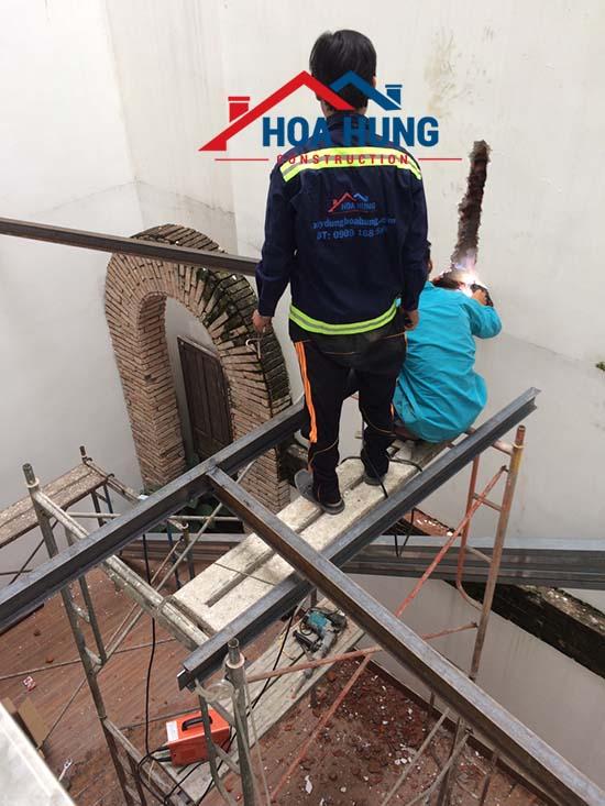 Sửa chữa nhà nhỏ giá có cao hơn nhà lớn