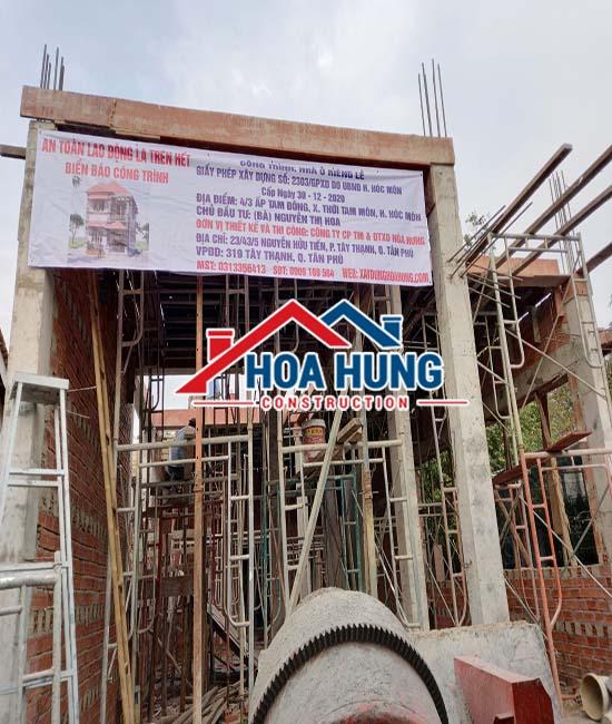 xây nhà trọn gói những lưu ý khi lựa chọn nhà thầu