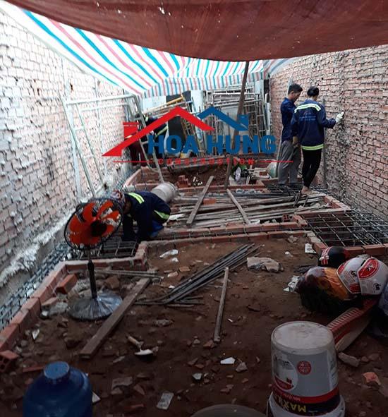 Giá xây dựng nhà ở tp HCM