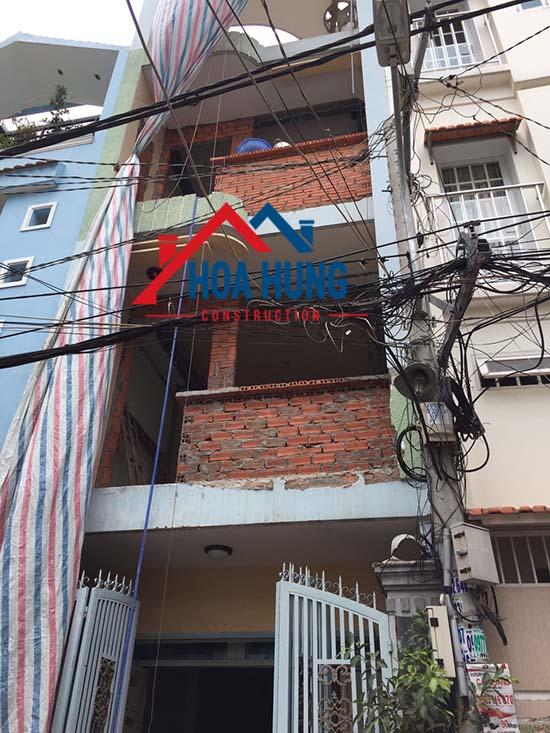 Sơn sửa nhà cũ thành nhà mới