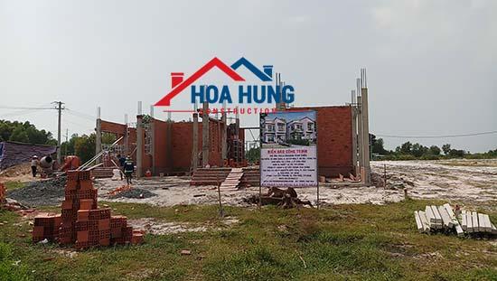 Xây dựng nhà phần thô chuyên nghiệp tại Hồ Chí Minh