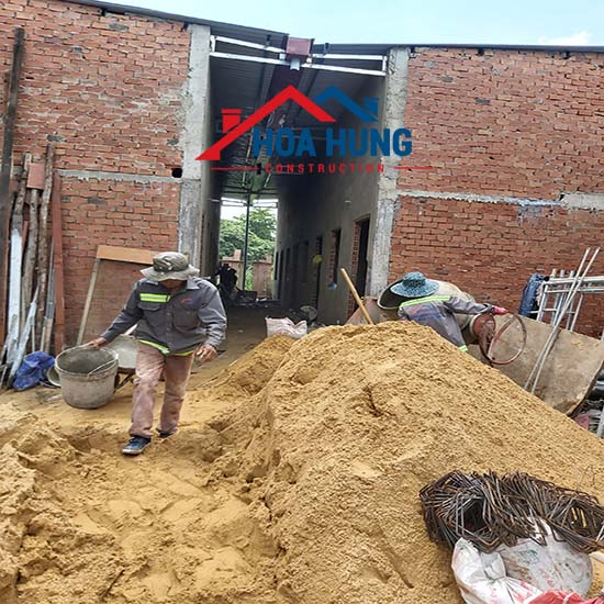 xây dựng nhà trọ giá rẻ Quận Gò Vấp