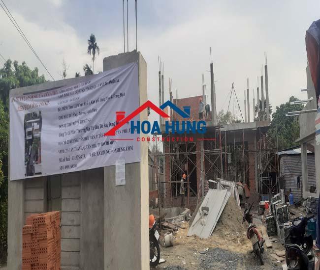 Đơn giá xây dựng nhà trọn gói tại Thuận An , Bình Dương