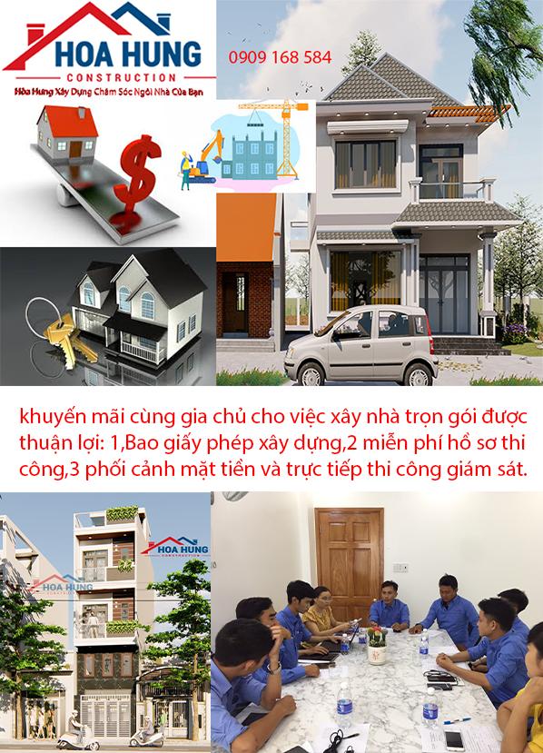 Nhà thầu xây dựng nhà uy tín  tại Vũng Tàu