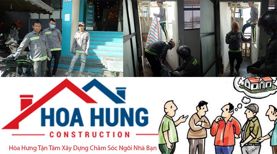 Nhà thầu sửa chữa nhà tại Bà Rịa Vũng Tàu